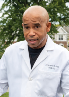 meet dr terrence poole